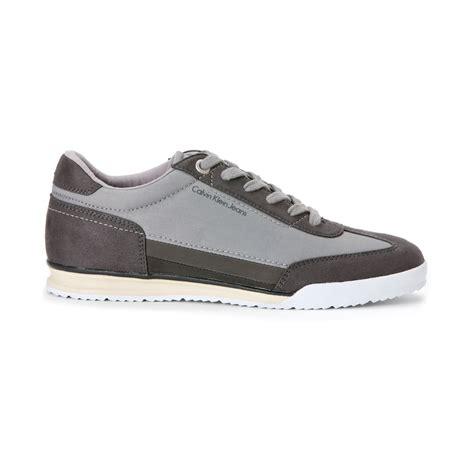 Lyst - Calvin klein jeans Ruben Sneakers in Gray for Men