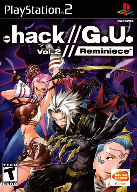 Hackgu Vol 2 Reminisce Ps2 Rom And Iso Download