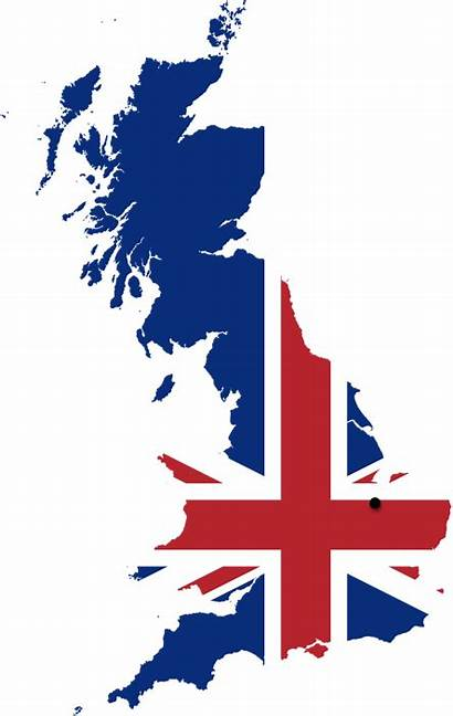 England Map United Kingdom Clipart Transparent Background