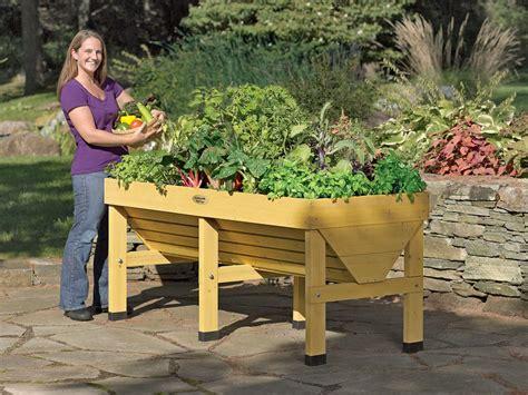 vegtrug patio garden with covers gardeners