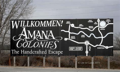 Amana Colonies Iowa