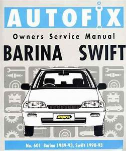 Suzuki Swift  U0026 Holden Barina 1989