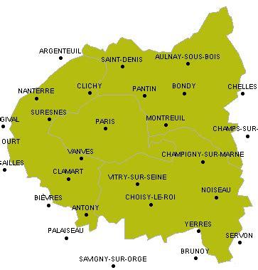Region Parisienne by Randonn 233 E P 233 Destre Trace Gps R 233 Gion Parisienne