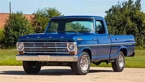 1968 Ford F100 Ranger Pickup