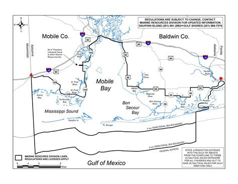 saltwater boundary freshwater license alabama fishing dauphin fresh salt island licenses outdoor office gulf