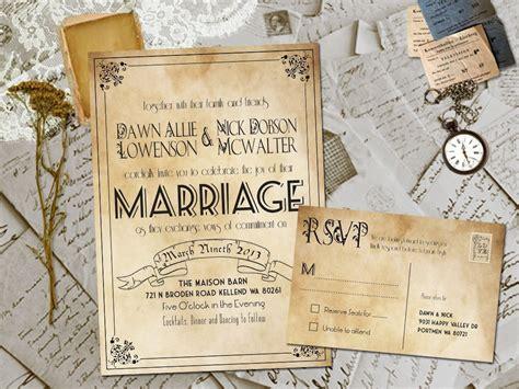 rustic wedding invitations ideas rustic wedding