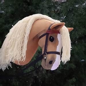 Steckenpferd Selber Machen : haflinger hobbyhorse hobbyhorses by eponi stoff pferde steckenpferd holzpferd ~ A.2002-acura-tl-radio.info Haus und Dekorationen