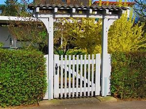 Zaun Weiß Holz : tor gartentor t r kostenloses foto auf pixabay ~ Sanjose-hotels-ca.com Haus und Dekorationen
