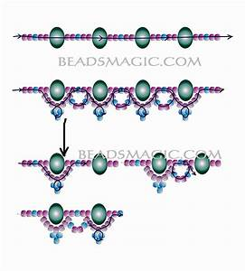 1000  Images About Beadsmagic Necklaces On Pinterest