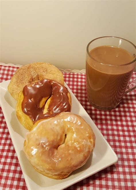 fryer air donuts doughnuts quick recipe recipes doughnut desserts sugar cinnamon don donut fry fried healthy dessert mylifeandkids
