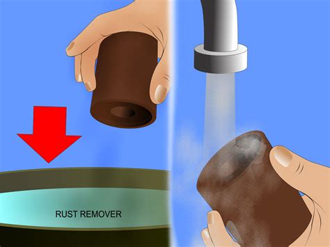 5 Ways To Remove Rust And Corrosion