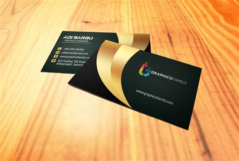 luxury business card design  branch manager  psd
