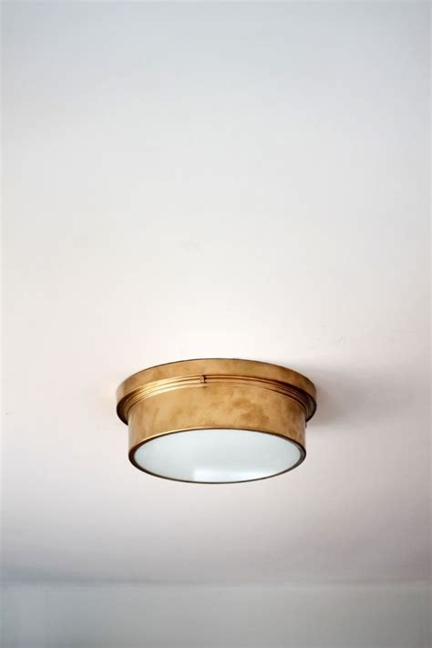Kitchen And Bathroom Ceiling Lights by 45 Flush Mount Light Fixture Via Home Depot Orcondo