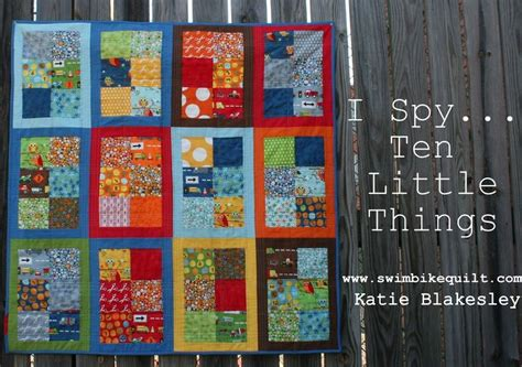 17 Best Images About I Spy Quilt On Pinterest