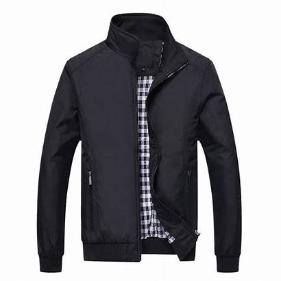 Jacket Summer Casual Mens Fall Coat Spring
