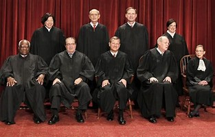 Image result for images supreme court justices