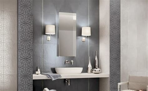 Modern Bathroom Wall Tile by New Tile Design Ideas And Trends For Modern Bathroom Designs