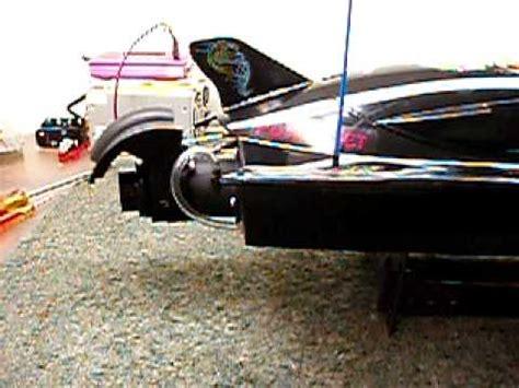Boat Motor Jet Conversion by Ed Hardy Viper Brushless Powerjet Jet Drive Conversion