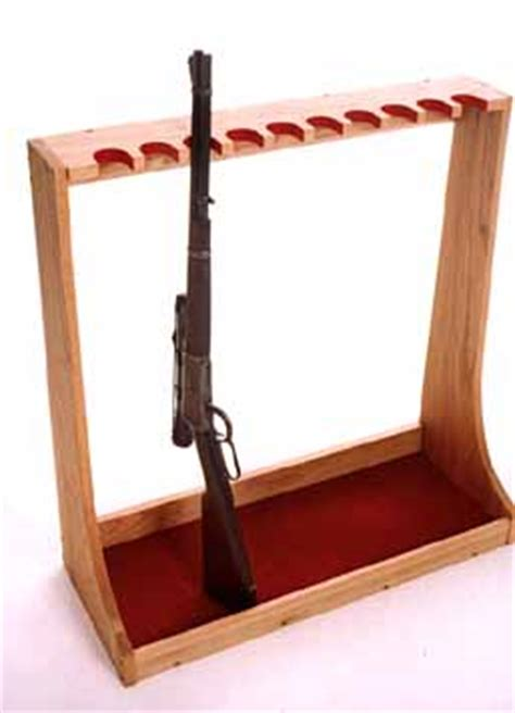 standing gun rack plans guide to get sporting clays gun rack plans project shed