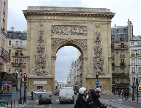 porte st denis picture porte st denis photo