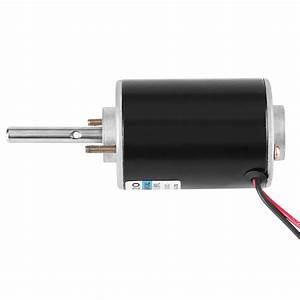 12v High Speed 3000rpm Permanent Magnet Electric Dc Motor Cw  Ccw Generator Diy 663862891546