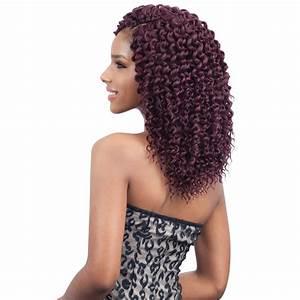 DEEP TWIST 10quot FREETRESS SYNTHETIC HAIR CROCHET BRAID