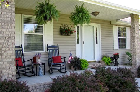 Home Design Ideas Front by Country Porch Decorating Ideas Pictures Home Design Ideas