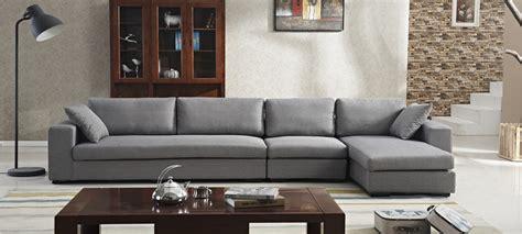canapé d angle gris tissu canapé d 39 angle droit à prix dingues fauteuil amovible