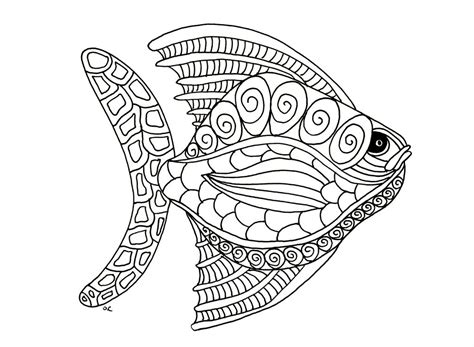 animal coloring pages  adults  coloring pages