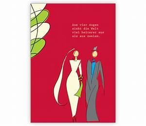 Glückwunschkarten Zur Goldenen Hochzeit : moderne gl ckwunschkarte zur hochzeit grusskarten onlineshop ~ Frokenaadalensverden.com Haus und Dekorationen