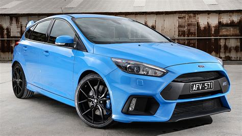 2017 Ford Focus Rs Reviews, Specs And Prices