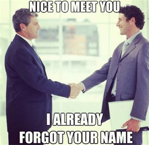 Memes Name - nice to meet you wittystatus wittystatus