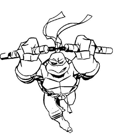 ninja turtles clipart black  white clipground