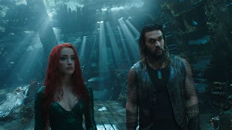 friday box office aquaman holds strong   million
