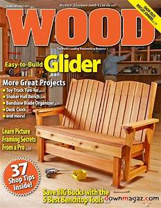 PDF DIY Wood Magazine Download wood outdoor chair plans