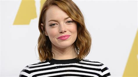 Emma Stone Reveals Her Name Is Fake