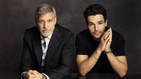 George Clooney And Christopher Abbott Take On 'catch-22