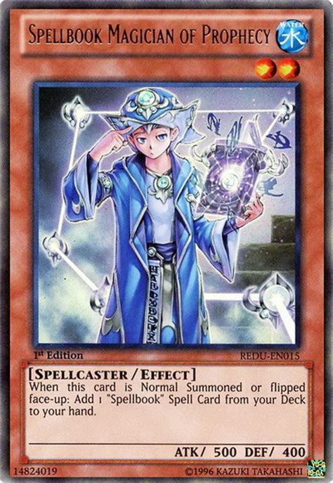 Yugioh Prophecy Deck Build by Decks Yu Gi Oh Deck Spell Book