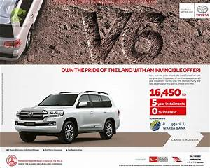 Toyota Kuwait - Amazing Offers from Toyota, 5 Years ...