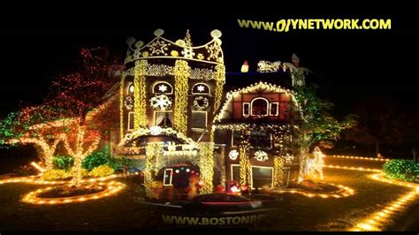 best christmas lights ever best light displays 2018 with traditional carols bells