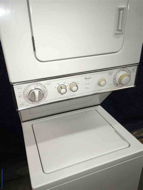24 washer dryer large images for 24 stackable whirlpool direct drive