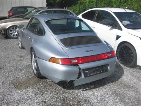 porsche 993 kaufen 911 993 car 2 coupe unfallwagen porsche