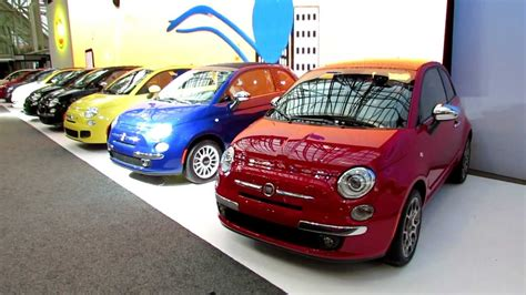 fiat  colour     toronto auto show