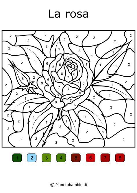 disegni difficili da colorare fiori migliori pagine da