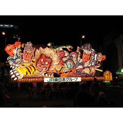 Aomori's fabled Nebuta Festival 2015 to feature Star Wars