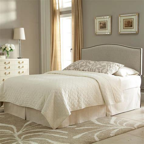 upholstered and wood headboard fashion bed carlisle carlisle king upholstered