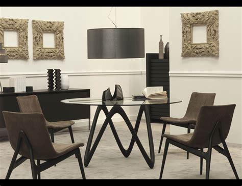 nella vetrina medusa med italian designer black glass