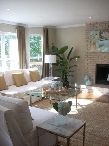 living room benjamin moore grant beige