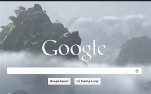 Background Image for Google™ Homepage