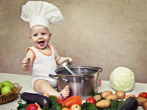 cuisine and cook expert advice preparing cooking and freezing baby food
